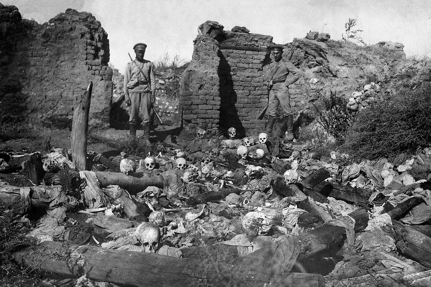 uncovering the truth behind the armenian genocide Is the armenian genocide true the truth will appear as fast as archives are opened is it true that jews are behind the armenian genocide.